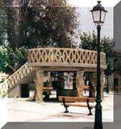La plaza de Luceni