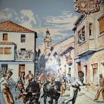 Programa -Fiestas Luceni 1971
